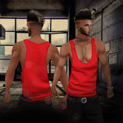 imvu Wife Beater 3d model