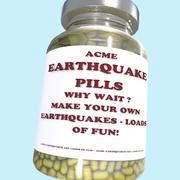 acme earthquake pills 3d model
