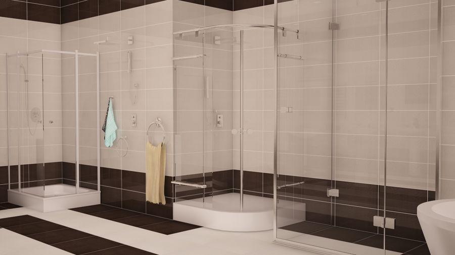 Accesorios de baño royalty-free modelo 3d - Preview no. 4