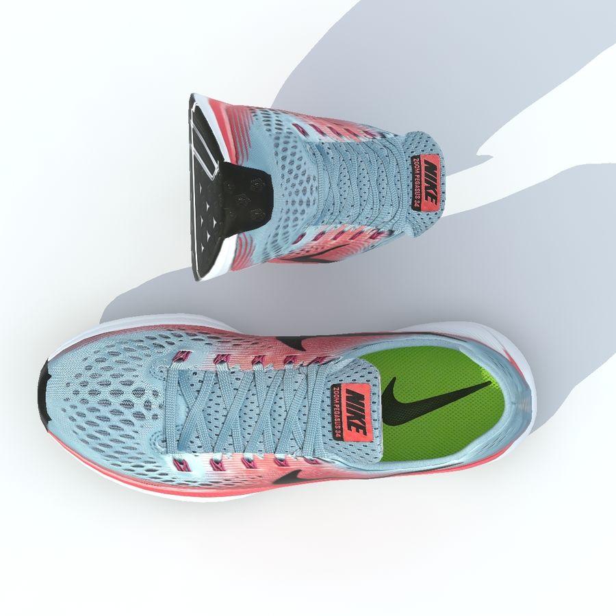 Nike Air Max Pegasus 3D Model $8 - .max