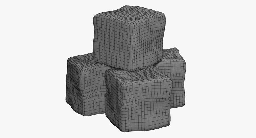 Ice Cube royalty-free 3d model - Preview no. 13
