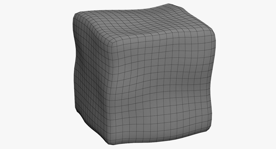 Ice Cube royalty-free 3d model - Preview no. 12