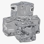 Cubetto di ghiaccio 3d model