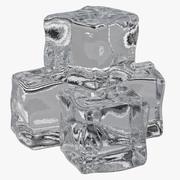 アイスキューブ 3d model