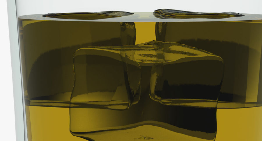 Ice Cube royalty-free 3d model - Preview no. 11