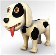 Dog Cartoon 3d model