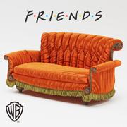 Friends Sofa 3d model