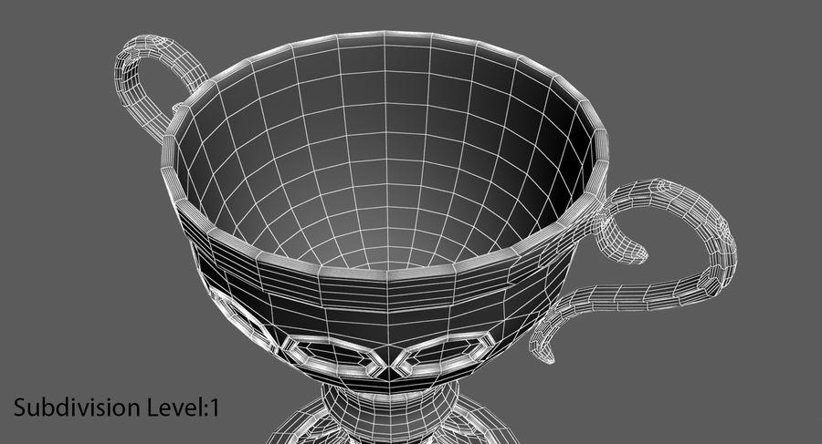 Kielich royalty-free 3d model - Preview no. 16