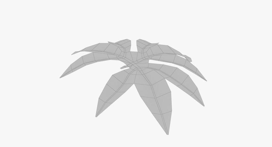 Лист дерева royalty-free 3d model - Preview no. 11