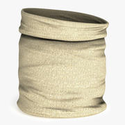 Fabric Bag 3d model