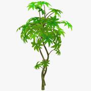 Küçük ağaç 3d model