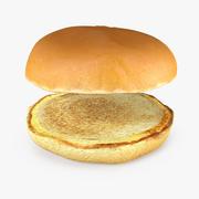 バーガーパン 3d model