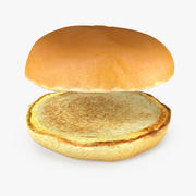 Burger Bun 3d model