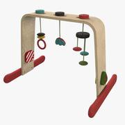 Ikea Leka Baby Gym 3d model