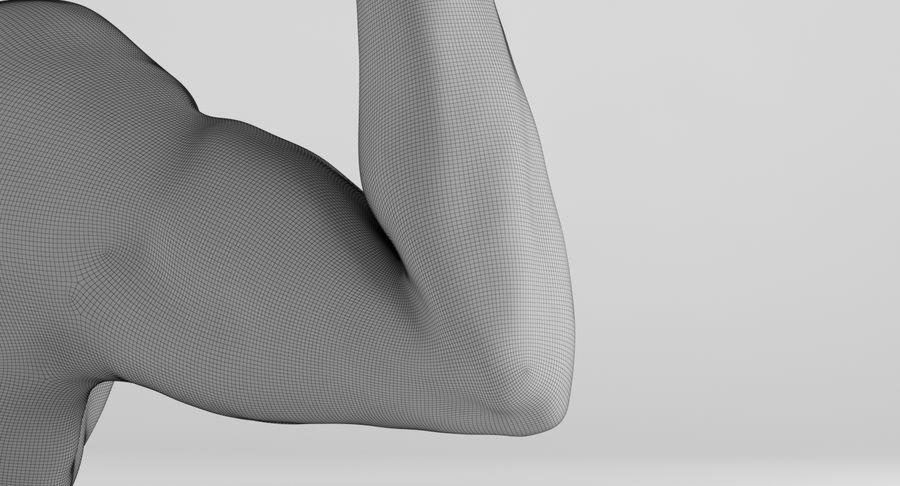 Anatomía del brazo royalty-free modelo 3d - Preview no. 27
