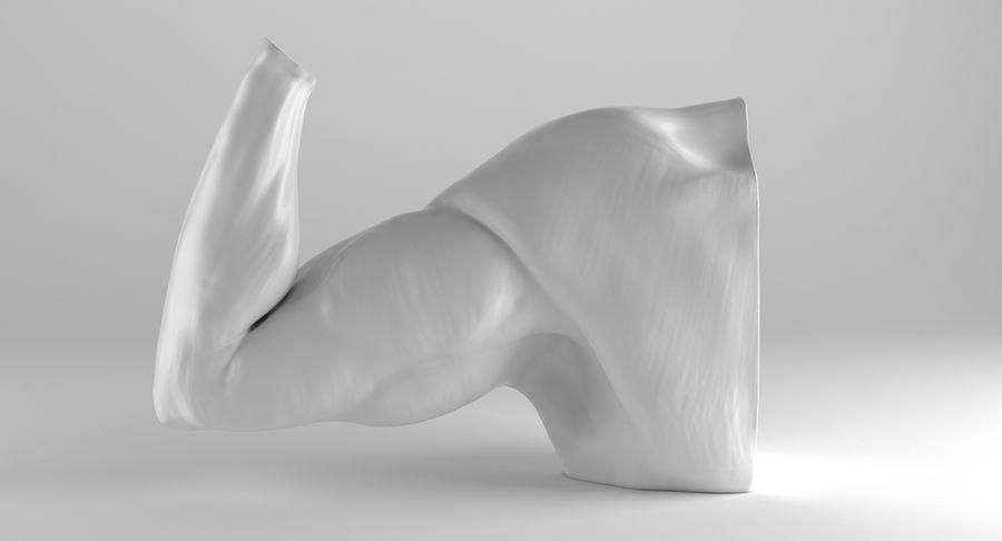 Anatomía del brazo royalty-free modelo 3d - Preview no. 2