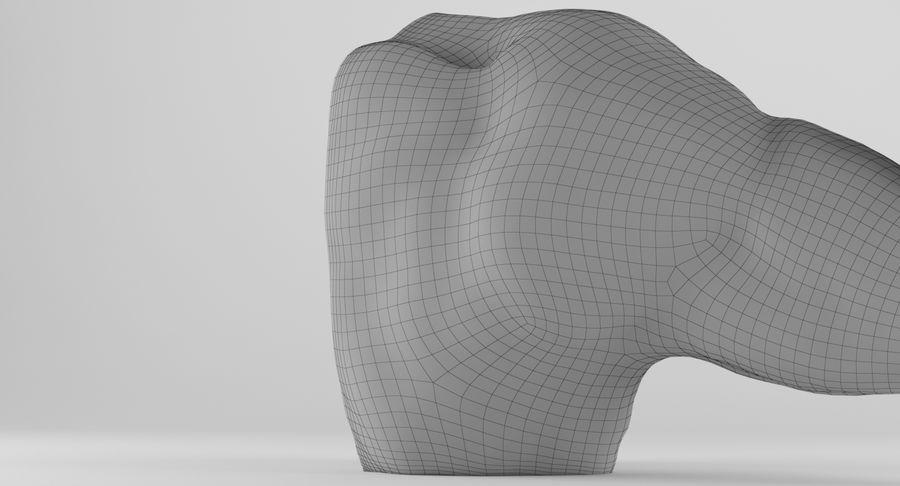 Anatomía del brazo royalty-free modelo 3d - Preview no. 24