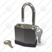 padlock 3d model