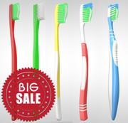 Diş fırçası 3d model