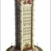 Edificio V7 3d model