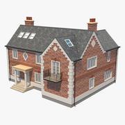 砖房4 3d model