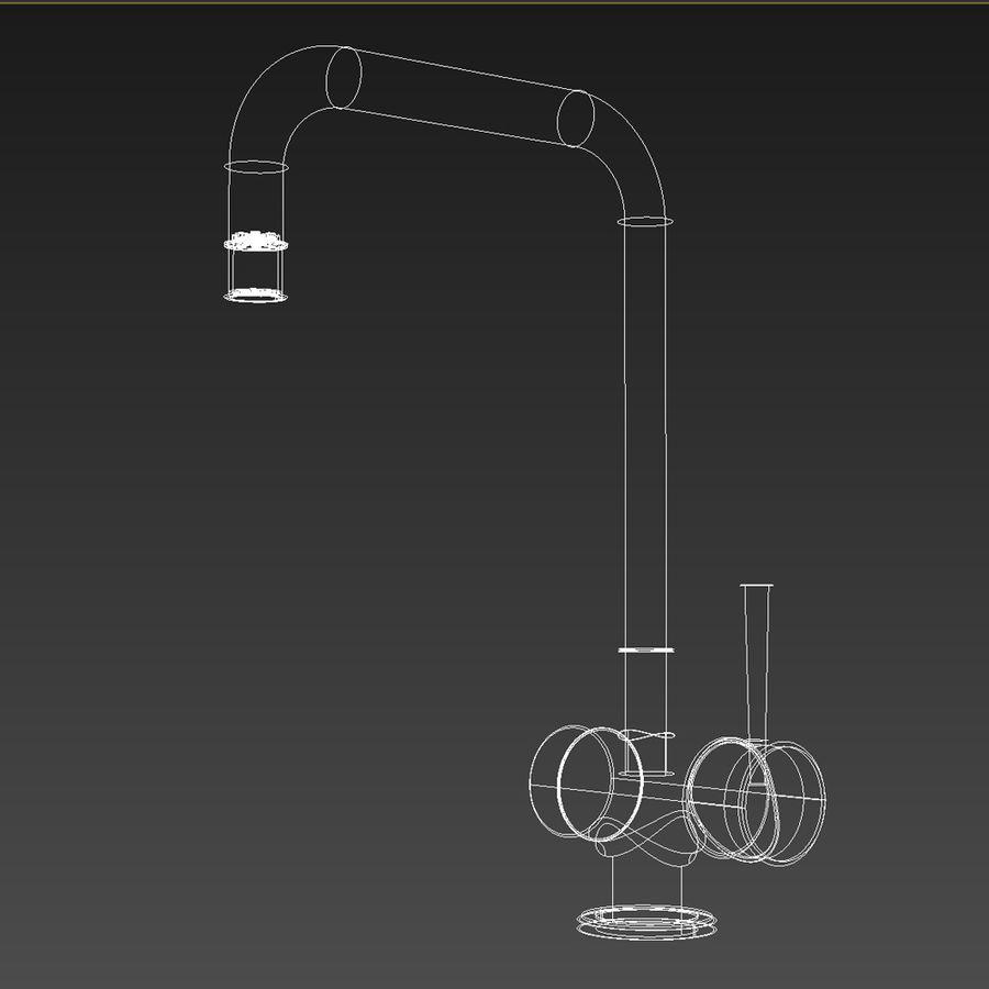 Kran royalty-free 3d model - Preview no. 8