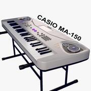 Casio MA-150 3d model