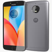 Motorola Moto E4 Plus Demir Gri 3d model