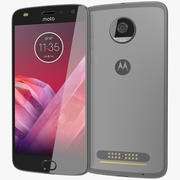 Motorola Moto Z2 Play Gray 3d model