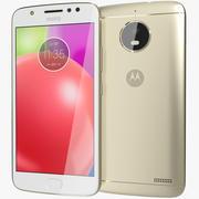 Motorola Moto E4 Blush Gold 3d model