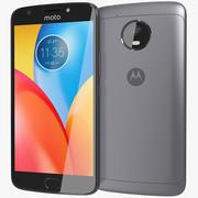 Motorola Moto E4 Plus (USA) Iron Gray 3d model