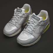 Sapatilhas Nike Menina Branco 3d model