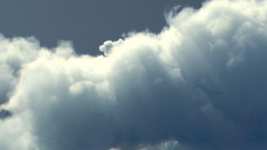 Des nuages royalty-free 3d model - Preview no. 5