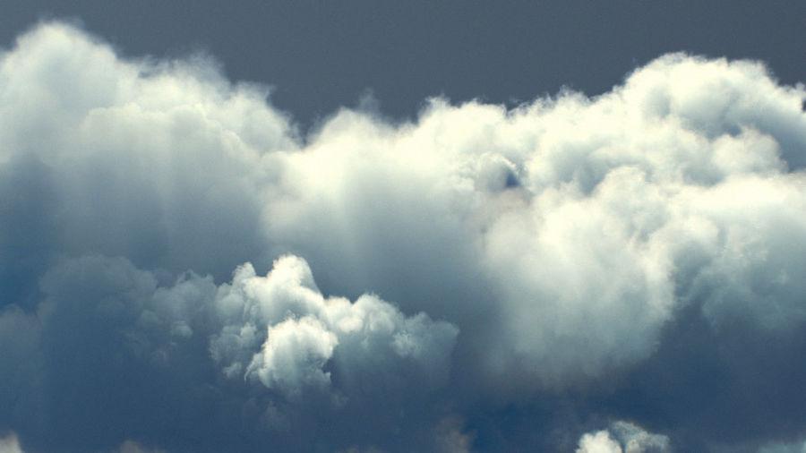Des nuages royalty-free 3d model - Preview no. 4