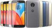 Motorola Moto E4 Plus Tutti i colori 3d model