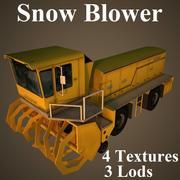 SNOW1 3d model