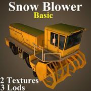 SNOW1 Basic 3d model