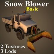 SNOW2 Basic 3d model