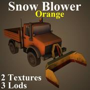 SNOW2 ORA 3d model