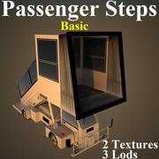STEG1 Grundläggande 3d model