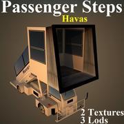 STEG 1 HAV 3d model