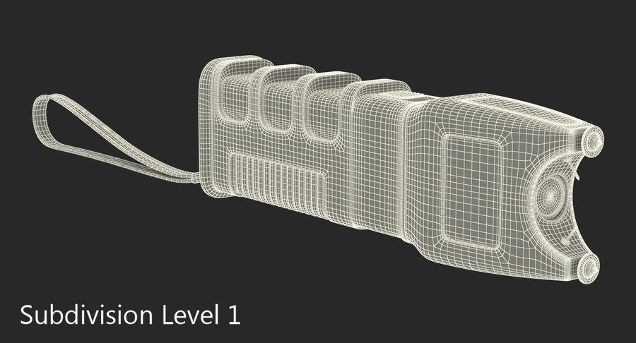 电动武器收藏 royalty-free 3d model - Preview no. 22