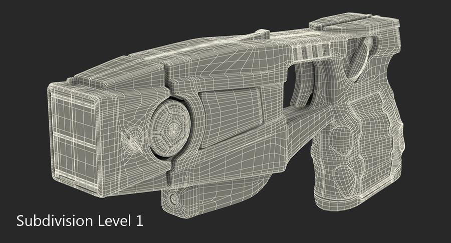 电动武器收藏 royalty-free 3d model - Preview no. 20