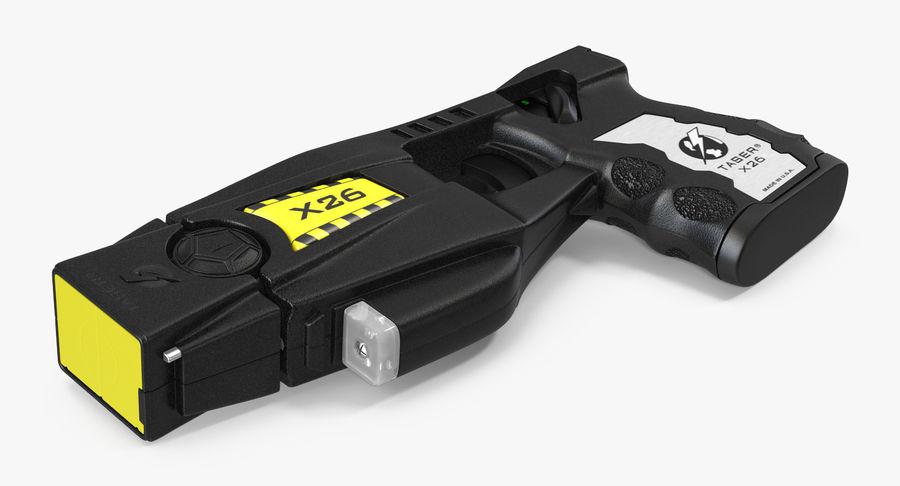 电动武器收藏 royalty-free 3d model - Preview no. 7