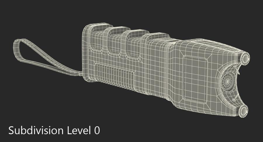 电动武器收藏 royalty-free 3d model - Preview no. 21