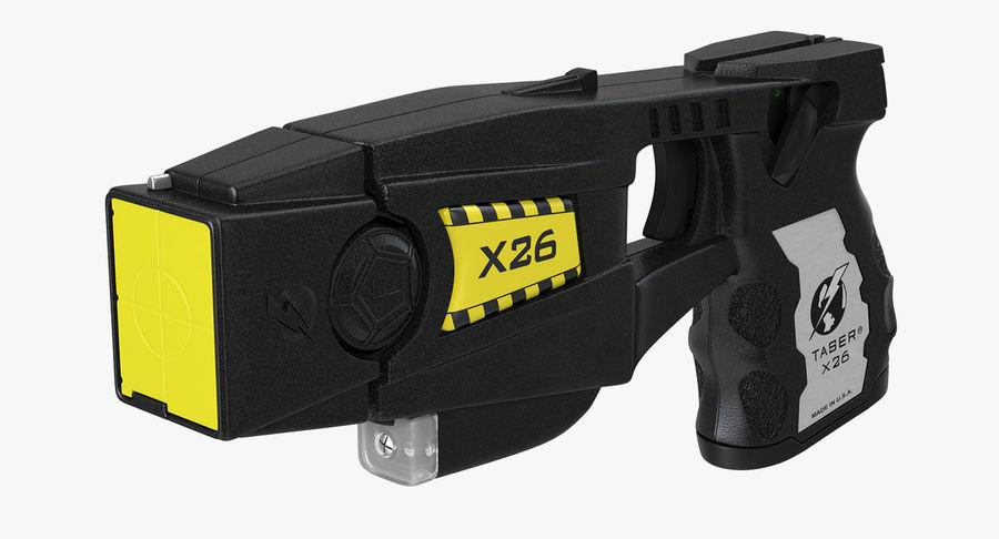 电动武器收藏 royalty-free 3d model - Preview no. 6