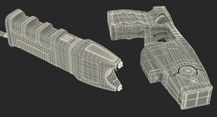 电动武器收藏 royalty-free 3d model - Preview no. 26