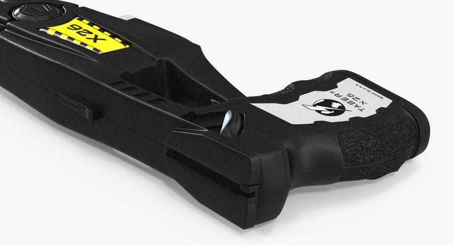 电动武器收藏 royalty-free 3d model - Preview no. 12
