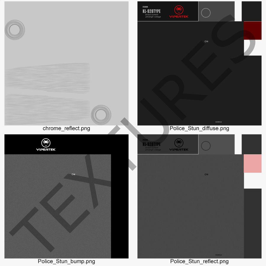 电动武器收藏 royalty-free 3d model - Preview no. 24