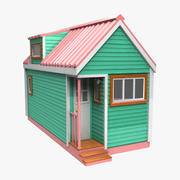 Tiny House 2 3d model